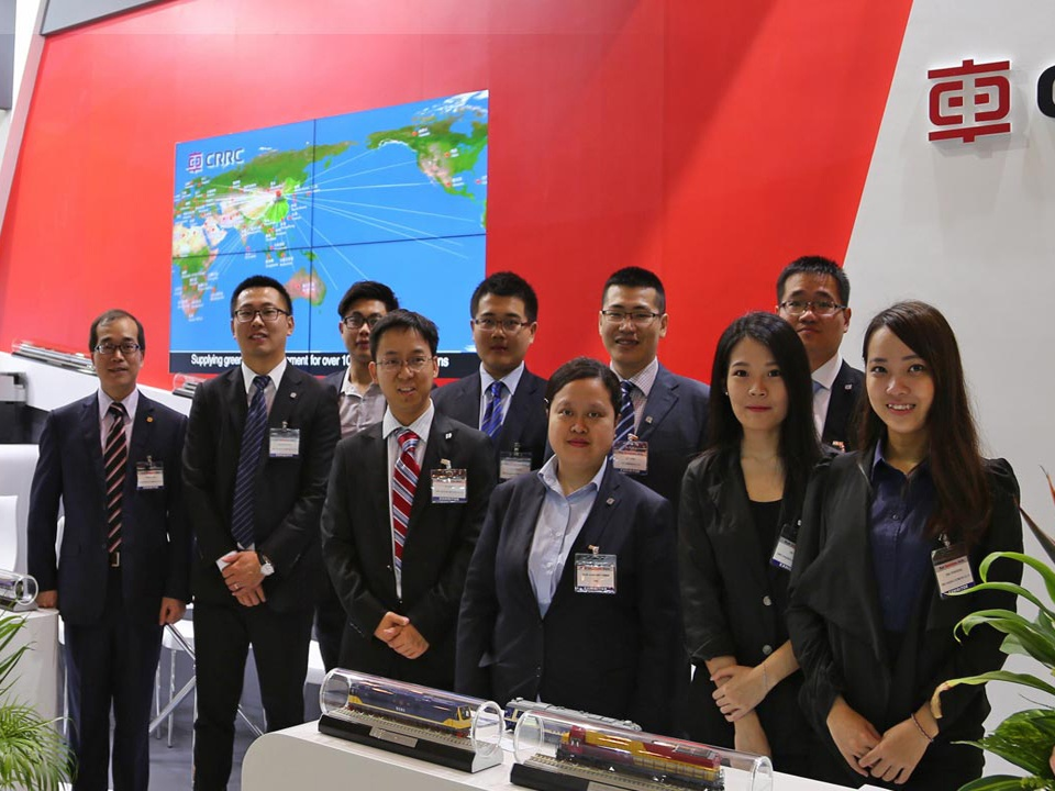 Rail Solutions Asia,2016